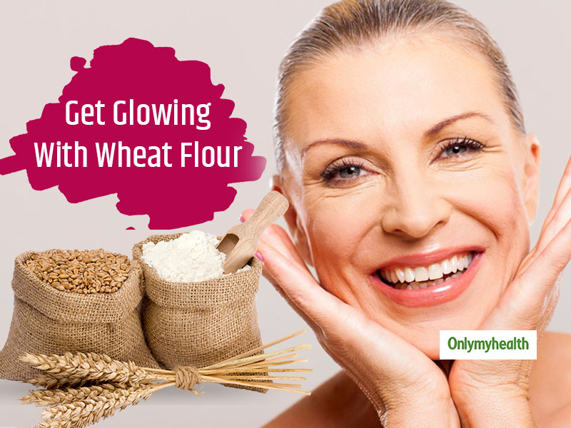 Have You Tried A Wheat Flour Face Pack Yet? If Not, Try These For Glowing Skin
