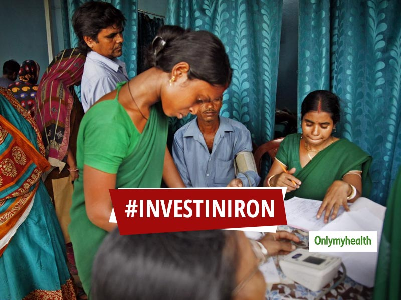 Highest Gold Consumers, But Poorest In Iron Count. Need For Women To #InvestInIron