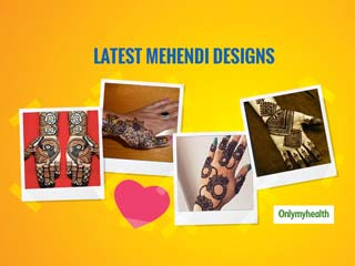 Unique Mehndi <strong>Designs</strong> To Up Your Fashion Game This Festive Season