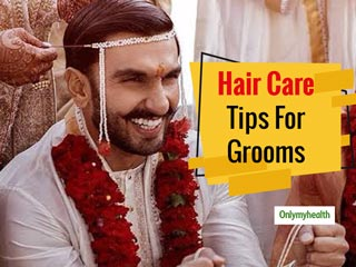 Hair Care Tips For Grooms Before Marriage: 5 Ways To Prevent Hair <strong>Fall</strong>
