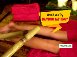 Suffering From Body Pain? Try Bamboo <strong>Tapping</strong> For Instant Relief