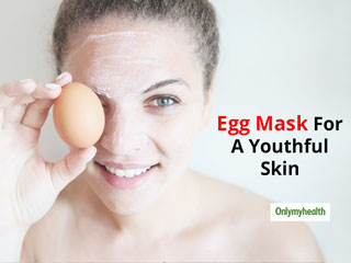 <strong>Egg</strong> Face Mask: Not Just For Hair, <strong>Egg</strong> Is A Booster For Skin Too