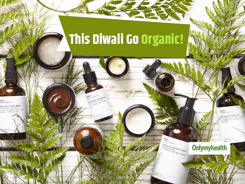 Festive Season Gift Ideas: This Diwali Go Organic With Health And Beauty Products