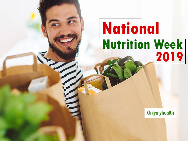 National Nutrition Week 2019: Essential Nutrients For Men And Its Benefits On Health