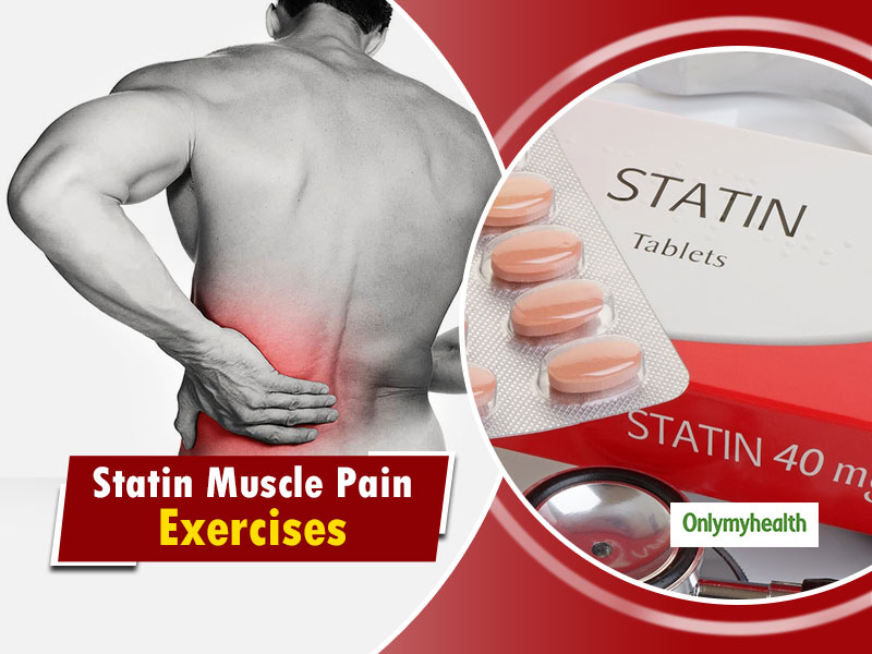5 Exercises To Reduce Statin Muscle Pain