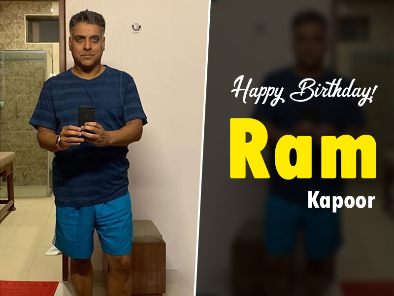 Happy Birthday Ram Kapoor: His Journey From Fat to Fit Through Intermittent Fasting Is Every Bit Inspiring