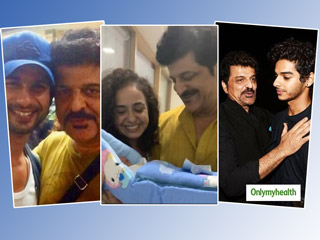 Shahid Kapoor's Stepfather, Rajesh Khattar, Welcomes Baby Boy At The Age Of 52 Through IVF