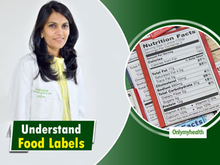 National <strong>Nutrition</strong> Week 2019: Let's Understand Food Labels By Nutritionist Seema Singh