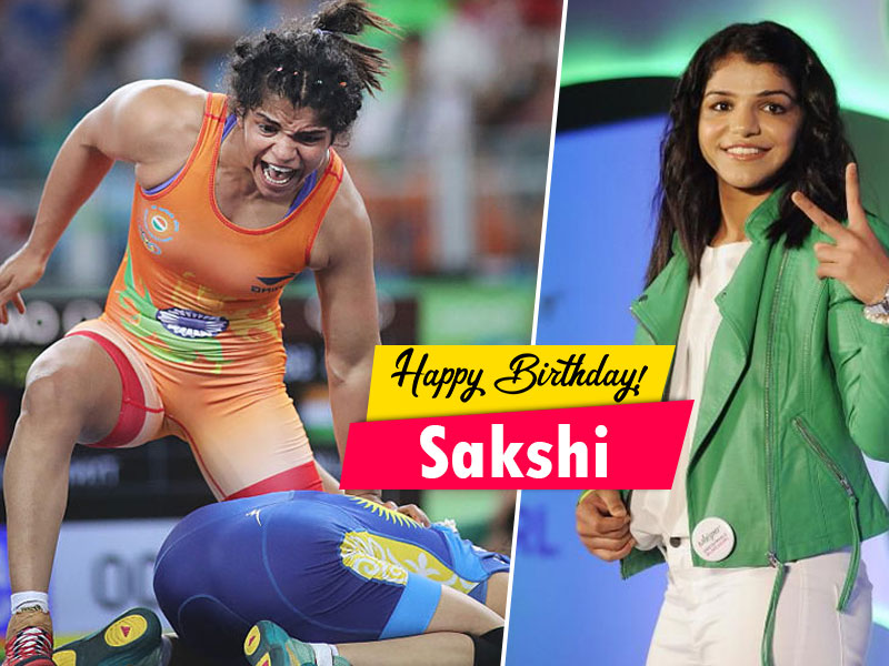Happy Birthday Sakshi Malik: Here's How The Olympic Medalist Keeps Herself Fit