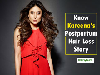 Dealing With Postpartum Hair Loss? <strong>Take</strong> Tips From Kareena Kapoor Khan