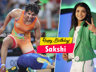 Happy Birthday Sakshi Malik: Here's How The Olympic Medalist <strong>Keeps</strong> Herself Fit
