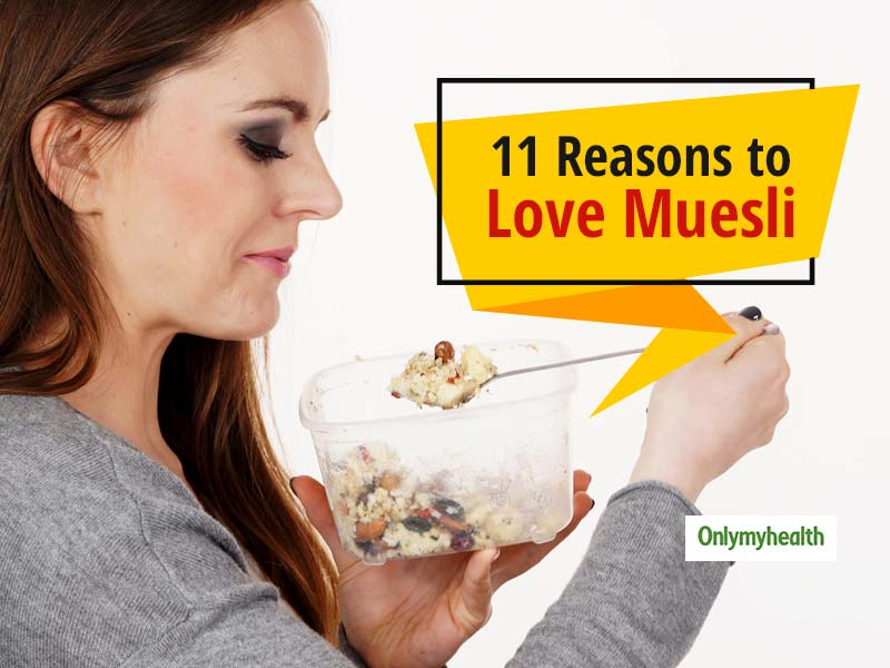 11 Reasons to Eat Muesli Every Day for a Healthy Body