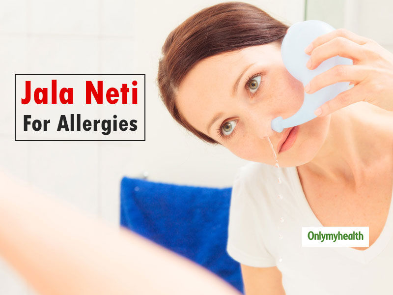 Expert Tips: Keep Allergies At Bay With Jala Neti Technique