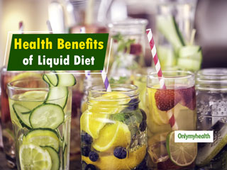 Liquid <strong>Diet</strong> For <strong>Weight</strong> <strong>Loss</strong> And Metabolic Syndrome: 4 Health Benefits Of This <strong>Plan</strong>