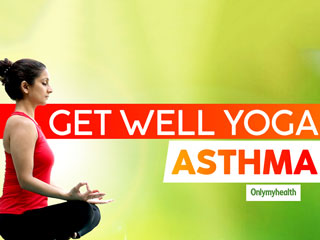 Yoga For <strong>Asthma</strong>: Breathe Easy With These Simple Asanas