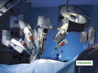The First Robot-Assisted <strong>Long</strong>-<strong>Distance</strong> Heart Surgery In India