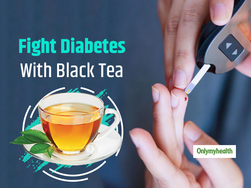 Black Tea and Type-2 Diabetes: Two Cups Daily Can Manage Blood Sugar Levels