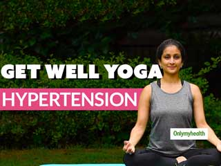 Yoga For Hypertension: Strike These Yoga Poses To Keep The Blood Pressure In Control