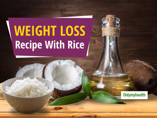 <strong>Weight</strong> Loss Recipe With Rice: Cook In Coconut Oil To Burn Belly <strong>Fat</strong>