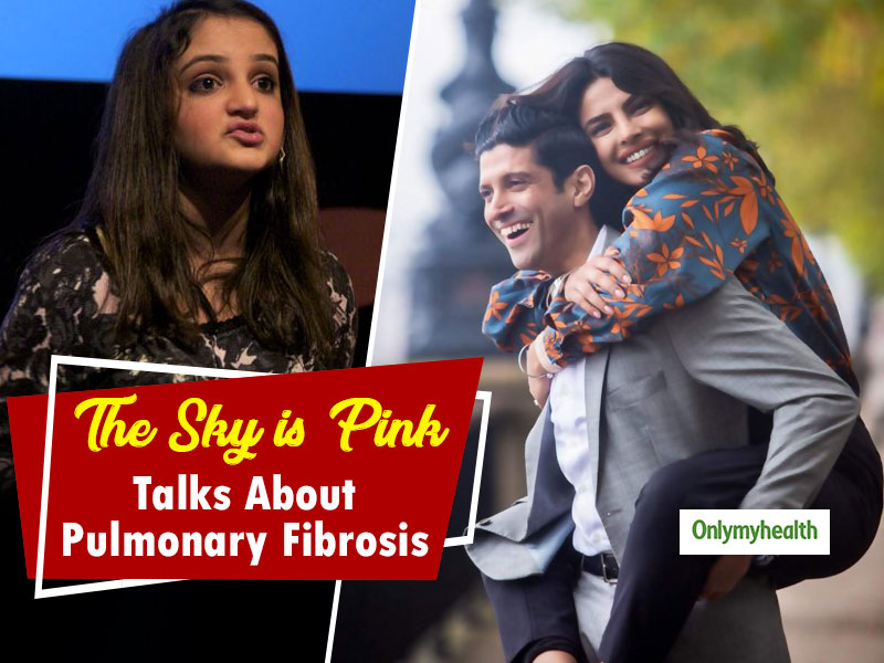 Priyanka Chopra's 'The Sky Is Pink' Trailer Reveals Film is About a Lung Disease: What is Pulmonary Fibrosis?