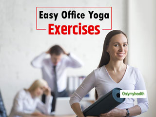 Try Office <strong>Yoga</strong> To Make Your Workplace a Healthier Spot