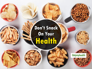 Are You Snacking On Your Health? Here's What You Should Do