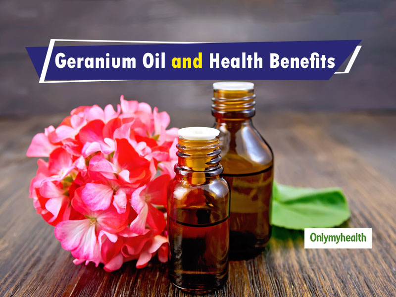 Home Remedies Using Geranium Oil For Skin And General Health
