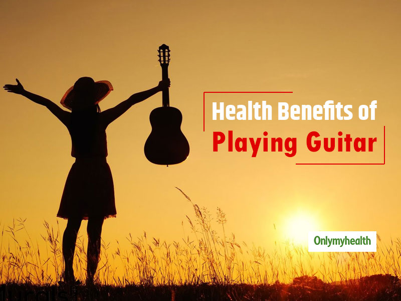 8 Reasons How Playing Guitar Benefits Your Your Mind & Body