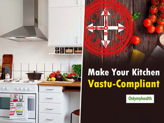 Vastu For Kitchen: Food Cooked In The Wrong Direction Can <strong>Harm</strong> <strong>Your</strong> Family's <strong>Health</strong>