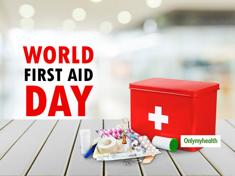 World First Aid Day 2019: 5 Common First Aid Mistakes