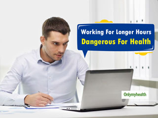 Sitting For More Than 9.5  <strong>Hours</strong> In Office Can Increase Risk Of Early Death: Research