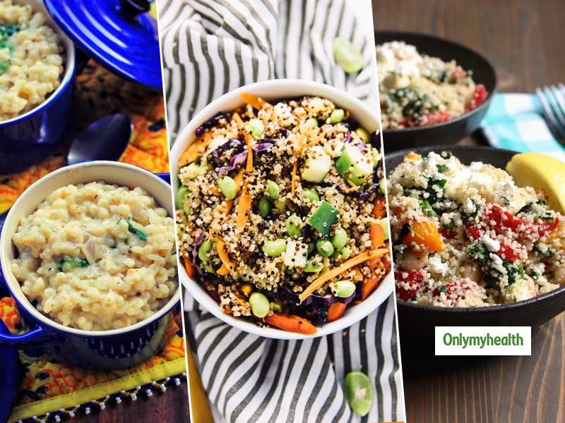 Can't Think Of A Meal Without Rice? Here Are 5 Healthy Alternatives To Rice That You Can Try