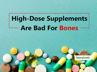 Study: Taking Higher Doses Of <strong>Vitamin</strong> <strong>D</strong> Supplement Harms Bone Health