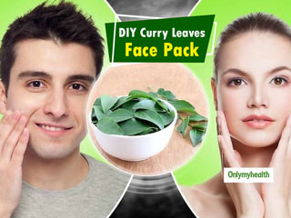 Curry Leaves For <strong>Skin</strong>: Get Pimple Free And A <strong>Glowing</strong> <strong>Skin</strong> With These 3 DIY Face Packs