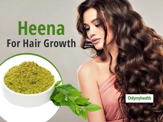 Henna For <strong>Hair</strong> Growth: Get <strong>Hair</strong> Like Rapunzel By Just Applying Henna