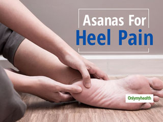 Perform These <strong>Yoga</strong> <strong>Asanas</strong> to Cure Heel Pain