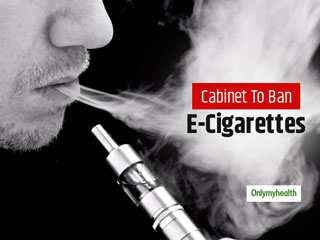 Govt Bans <strong>E</strong>-Cigarettes, Sale And Production To Stop Owing To Health Hazards