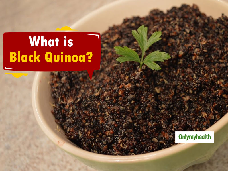 5 Reasons Why Eating Black Quinoa Is Good For Health
