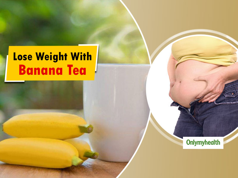 A Cup Of Banana Tea Daily Can Aid Weight Loss, Insomnia, And A Lot More Health Issues
