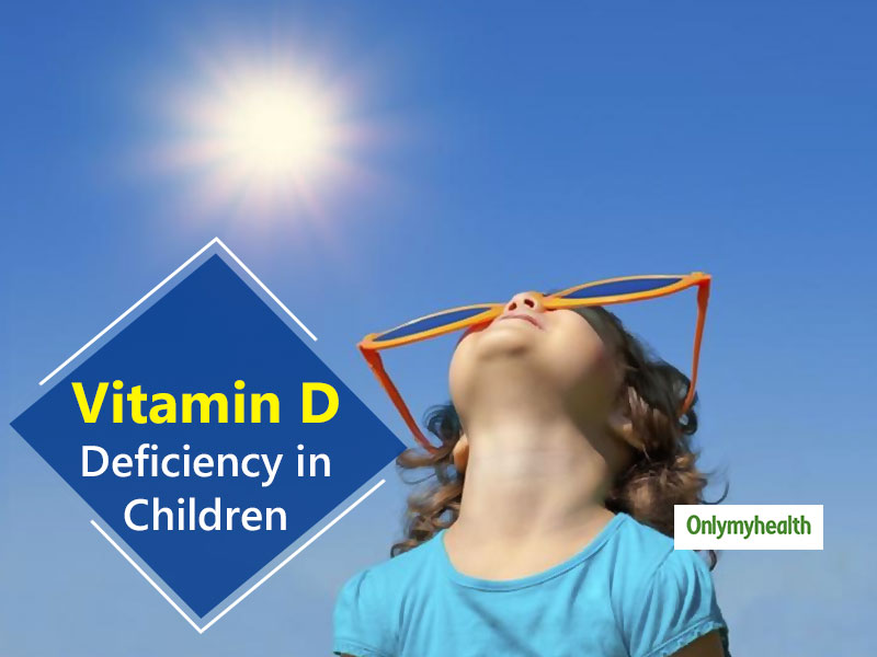 Vitamin D Deficiency In Children: 7 Superfoods To Reduce Aggressive Behaviour