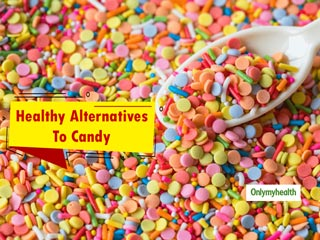 Love Candy? Here Are Some Healthy And Delicious Alternatives To This Sweet Treat