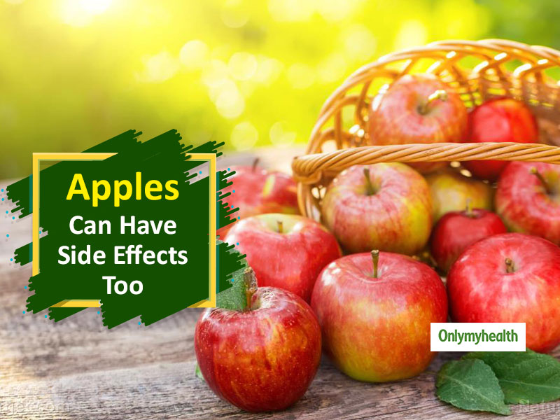 Side Effects Of Apples: Here's When And How Many Apples Are Considered Healthy