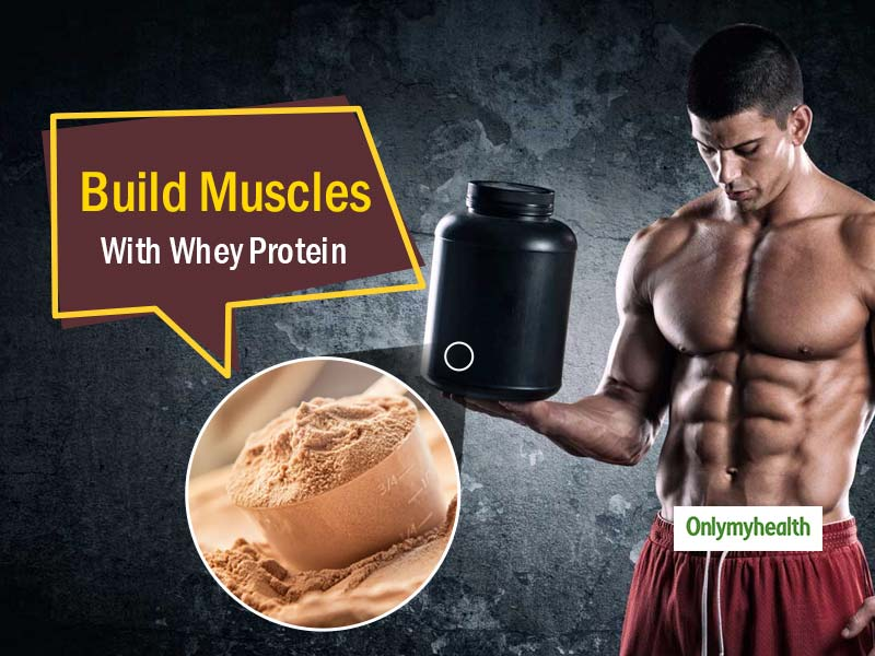 Supplements For Muscle Gain: Boost Muscles With Whey Protein