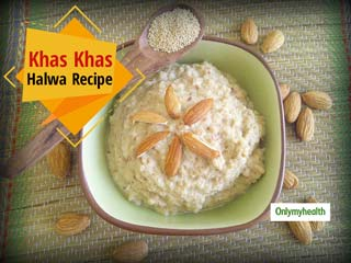 Khas Khas Halwa Recipe: For Weak Eyesight, <strong>Weight</strong> Gain And Sharp Memory