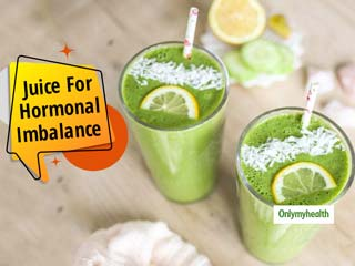 Hormonal Imbalance Diet Tips: <strong>Homemade</strong> Drink To Treat PCOS Naturally
