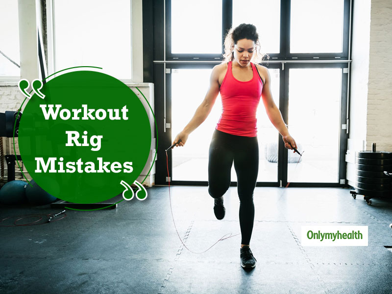 Workout Rig Mistakes: Avoid These While Buying Clothes And Workout Accessories