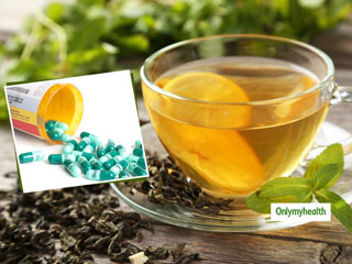 Green Tea Can Reduce Antibiotic Resistance, Study Says