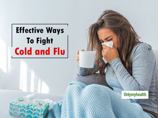 Get rid of <strong>COLD</strong> AND <strong>FLU</strong>