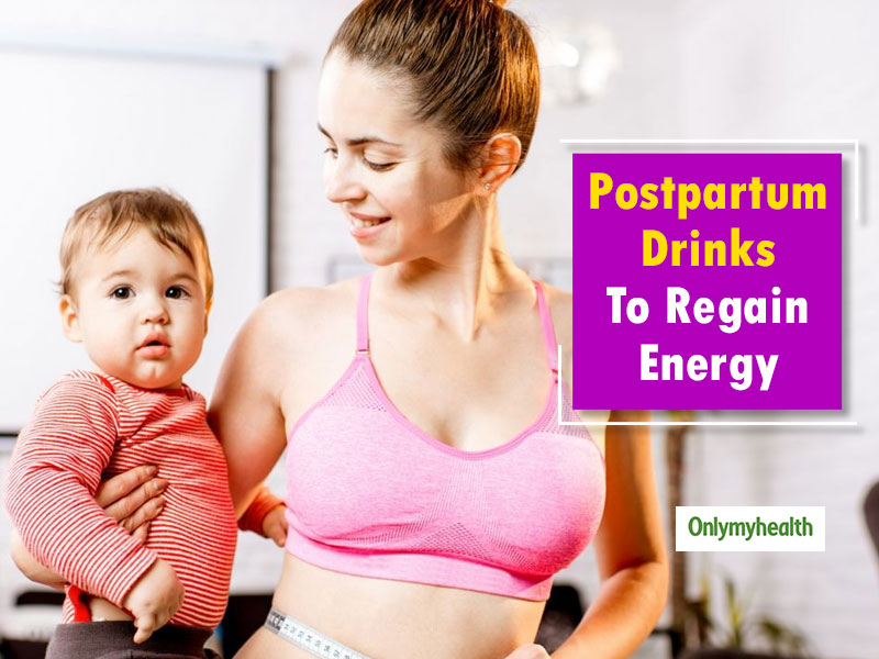 Postpartum Drinks: These 3 Drinks Can Help You Recover From Post-Delivery Weakness