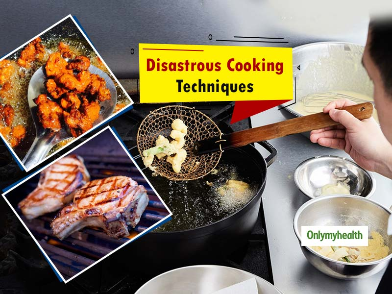 Are You Cooking Up Cancer Risk? These 3 Cooking Techniques Can Make Your Food Toxic